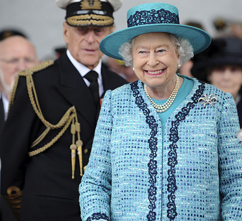 Hebridean Princess is HM The Queen's favourite ship
