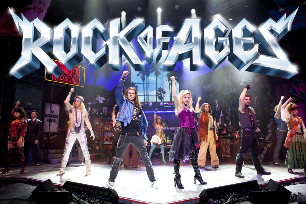 Rock of Ages © Norwegian Cruise Line