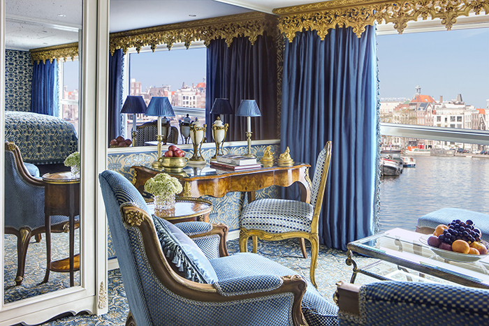 The view from S.S. Maria Theresa © Uniworld
