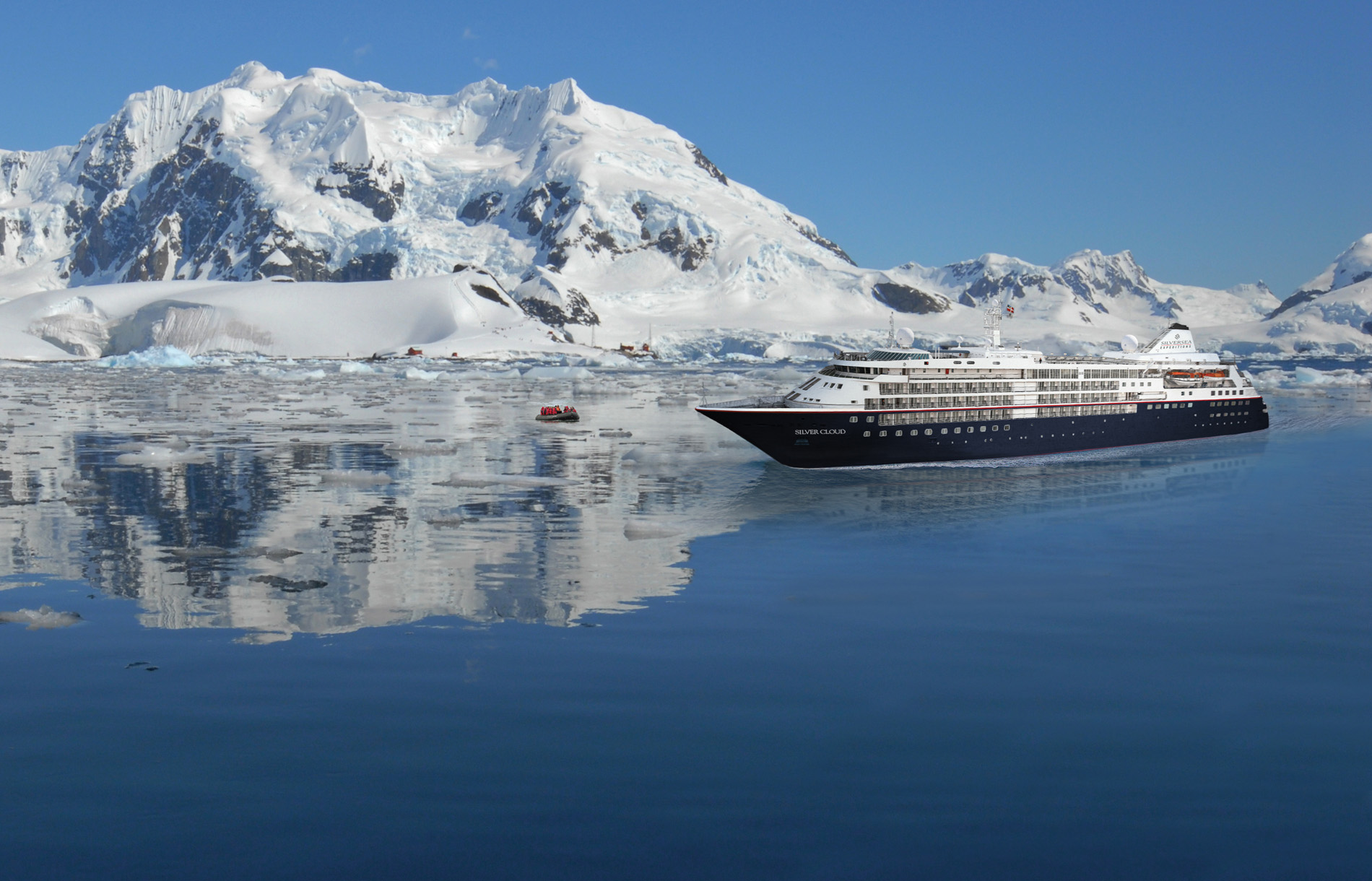 Silversea Reveals New Design For Silver Cloud Cruise