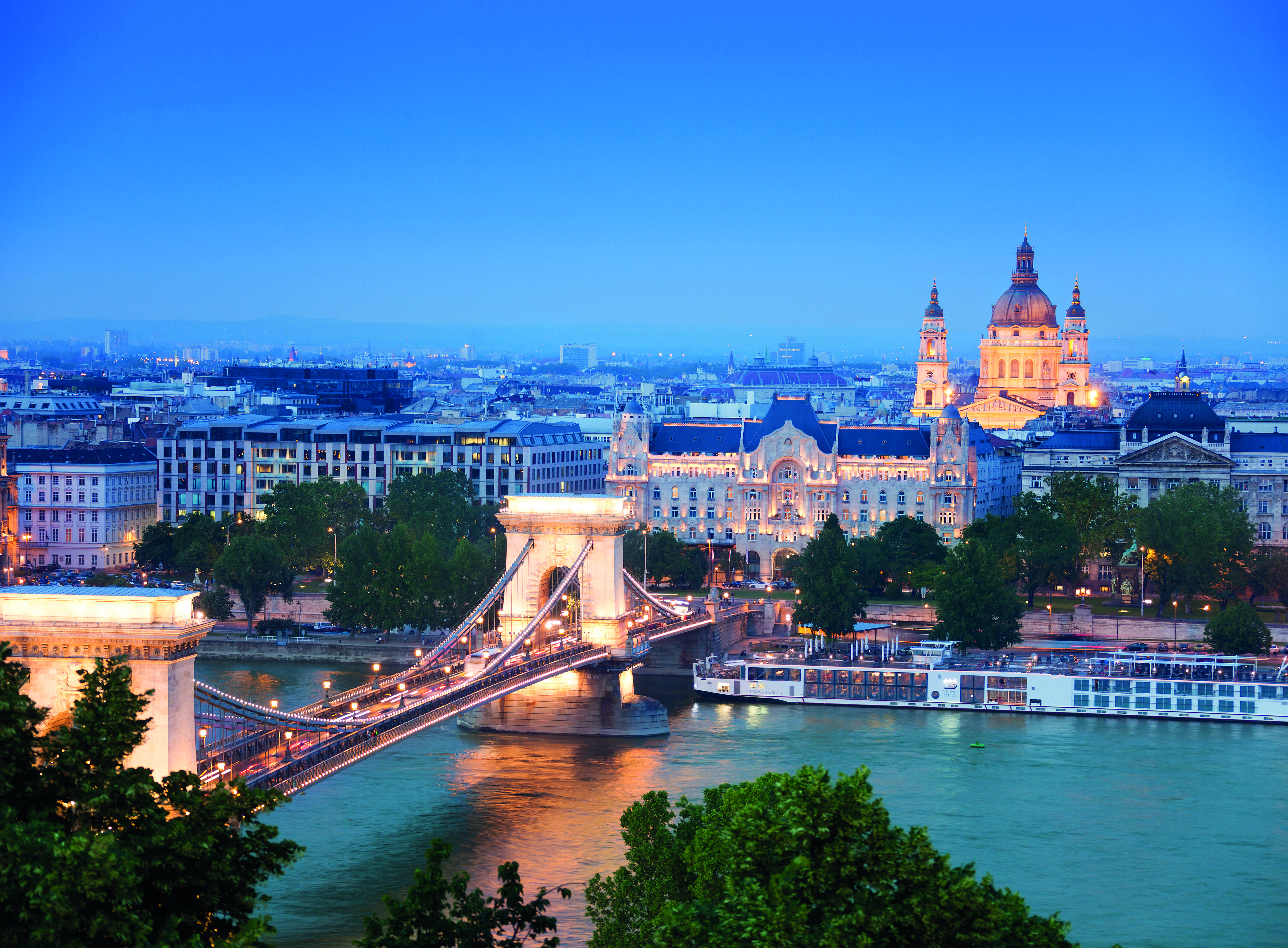 Win A Romantic Danube River Cruise From Viking Cruises Cruise - Viking danube river cruise