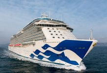 Majestic Princess © Princess Cruises