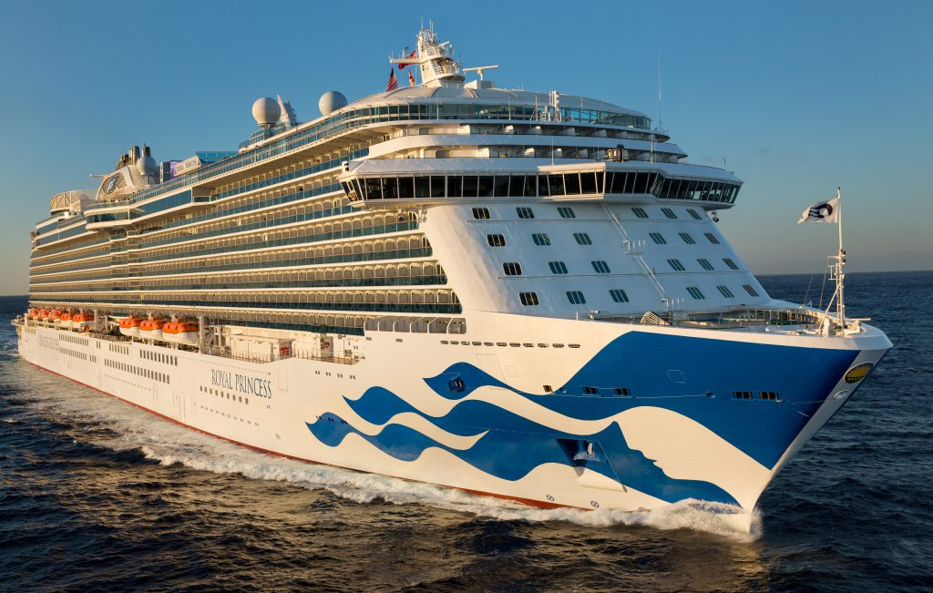 Princess Cruises Announces Partnership With Phillip