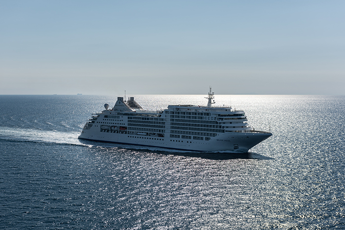 Silver Muse is one of the many ships launching this year © Silversea