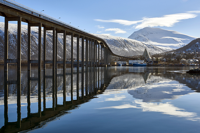 Tromso, Norway © Getty Images