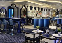 The Grand Dutch Cafe on Holland America Line's MS Koningsdam
