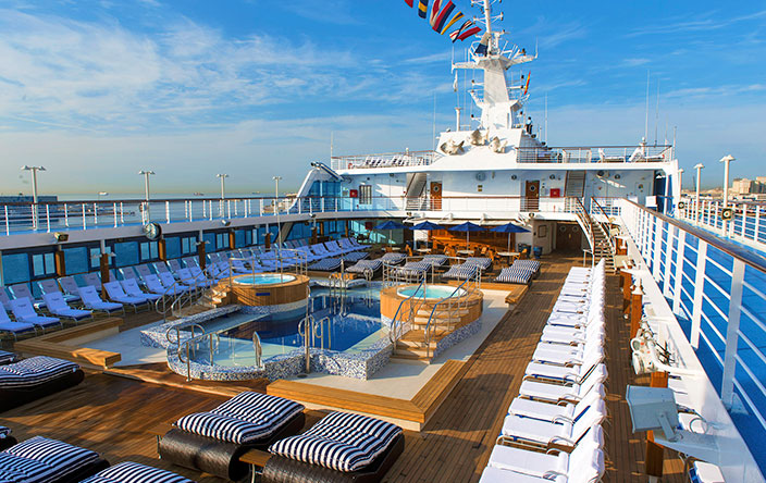 Sirena Mediterranean Cruise From GBP1989