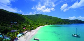 Cane Garden Bay, Tortola, British Virgin Islands © iStock