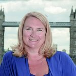 Lisa McAuley, Silversea Managing Director, UK & Ireland