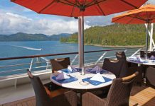 Oceania Cruises Terrace Cafe vegan menu cruise
