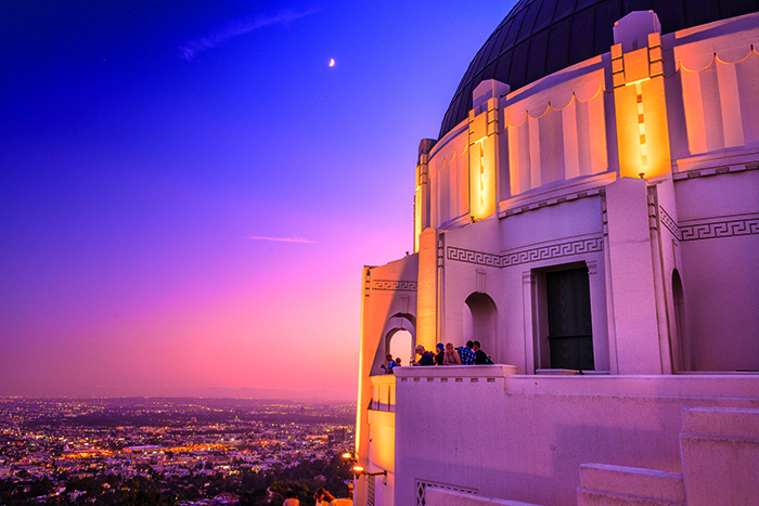 Griffith Observatory is a must-see in Los Angeles © Getty Images