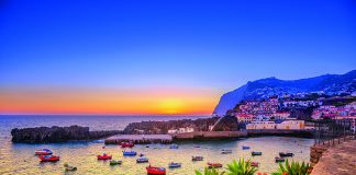 Funchal on the island of Madeira, Portugal © Shutterstock