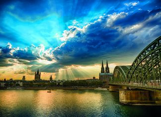 Cologne, where MS Serenade 1 sailed from on its inaugural cruise © iStock