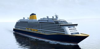 Saga Cruises' new ship Spirit of Discovery
