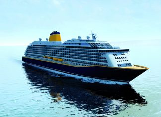 Saga Cruises' second new-build ship will be the sister ship to Spirit of Discovery