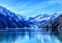 Glacier Bay in Alaska is a UNESCO World Heritage Site © iStock
