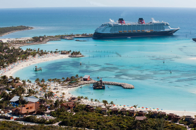 Castaway Cay, Disney's private island paradise
