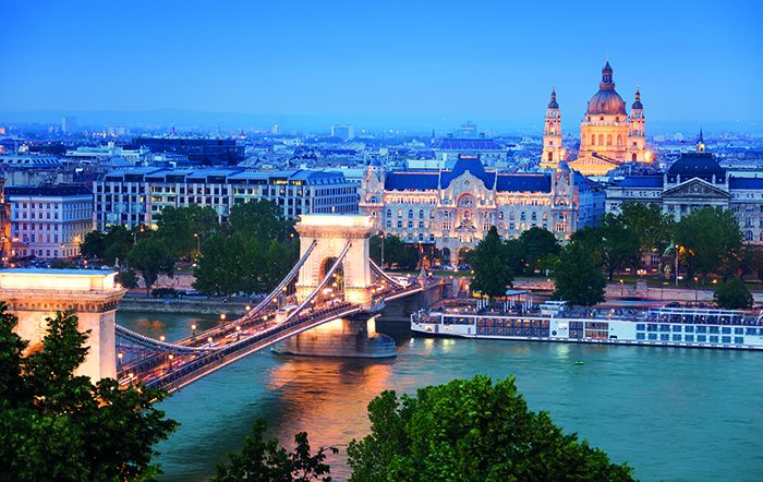 Competition Closed Win A Viking Danube River Cruise
