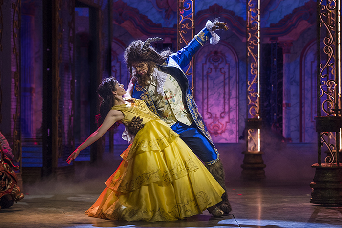 Beauty and the Beast, an original musical production, is debuted on Disney Cruise Line's Disney Dream