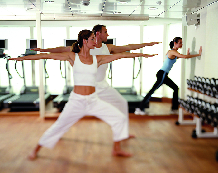 Expert advice: Cruises for fitness fans