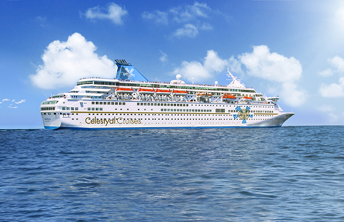 Celestyal Cruises' Majesty