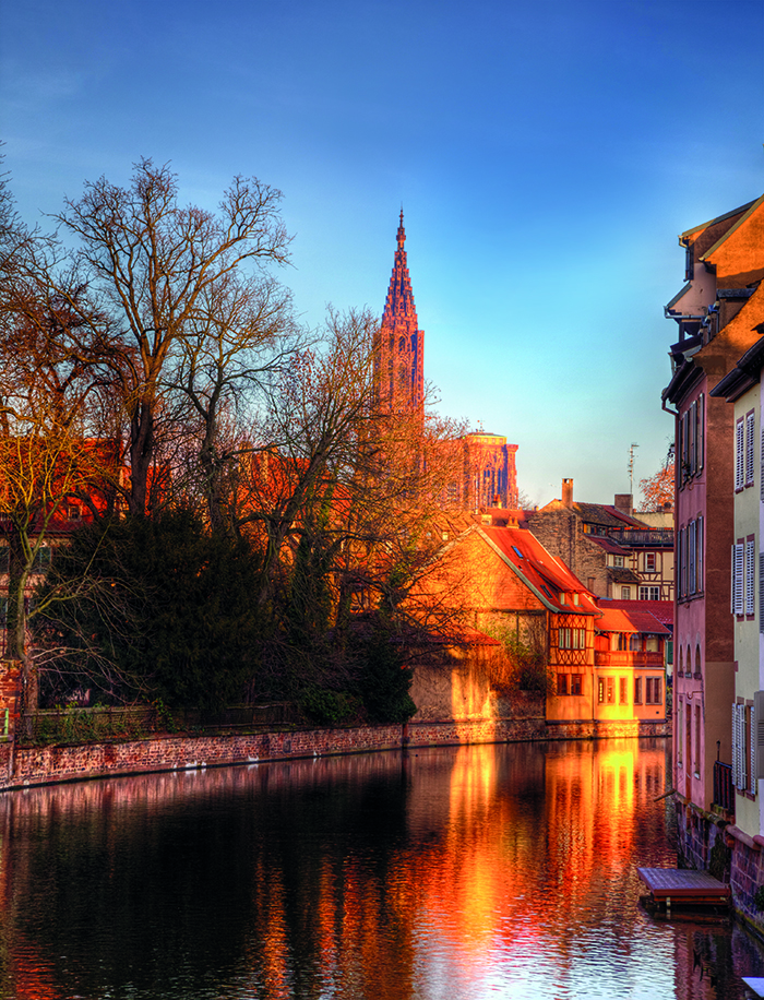Strasbourg is charming even in winter © iStock