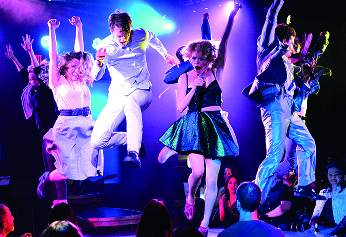 Norwegian Cruise Line's For the Record: The Brat Pack musical