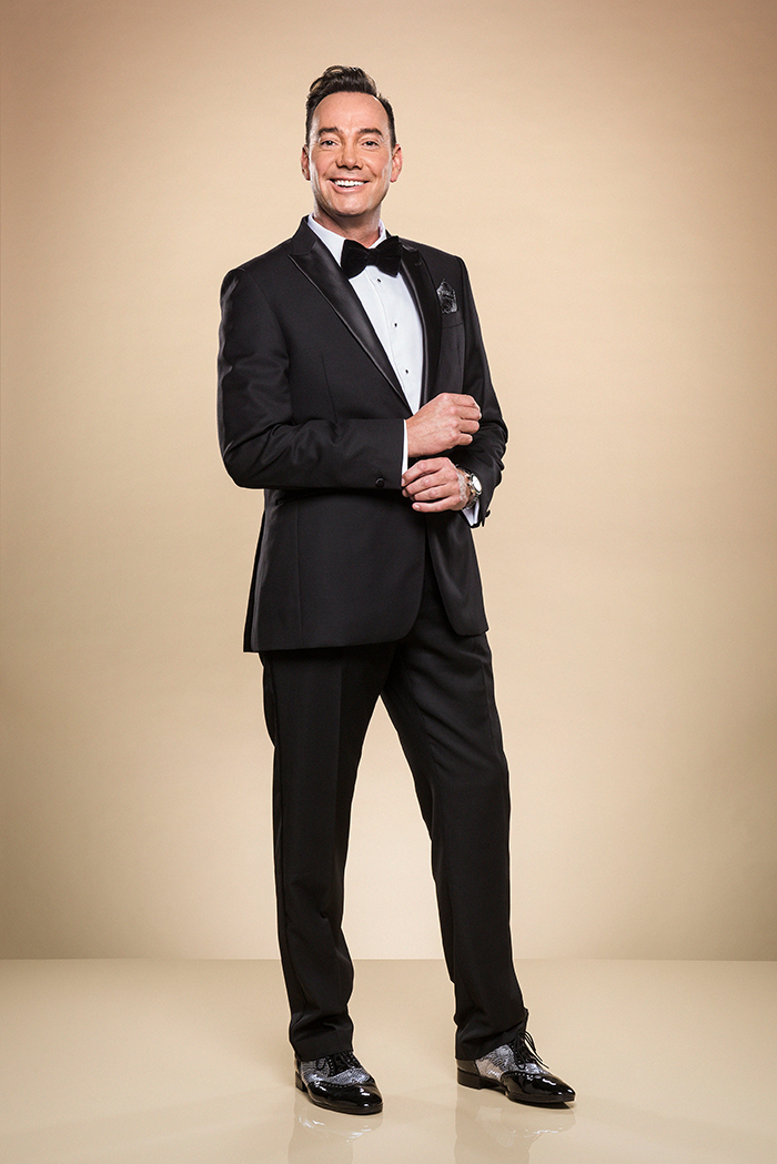 Strictly Come Dancing judge Craig Revel Horwood © BBC/Ray Burmiston