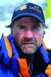 Sir Ranulph Fiennes © Fieldcraft Studios
