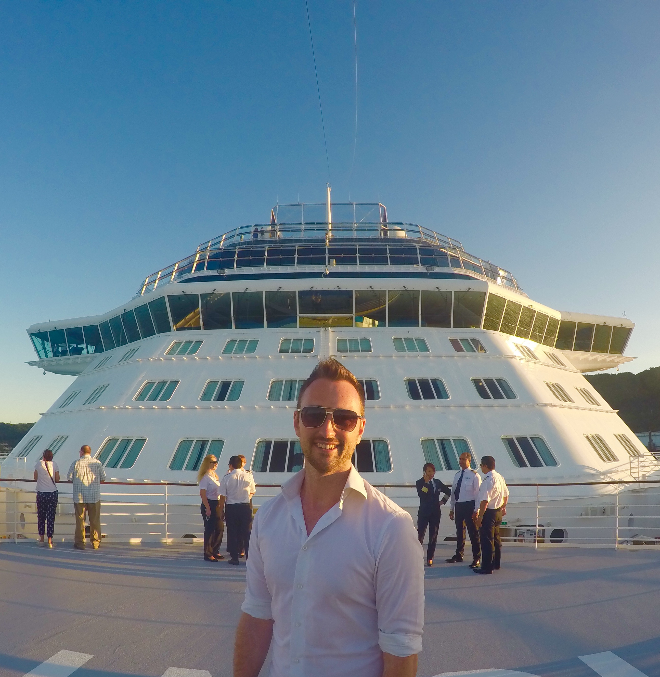 Marcus Adams of Sparkx.org on the rise of LGBT cruises