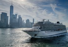 Viking Cruises' Viking Star in New York