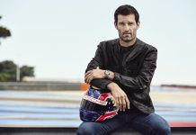Australian racing legend Mark Webber