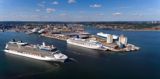 Port of Southampton welcomes record-breaking 2 million cruisers