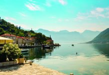 Looking out to Kotor Bay, Montenegro © iStock