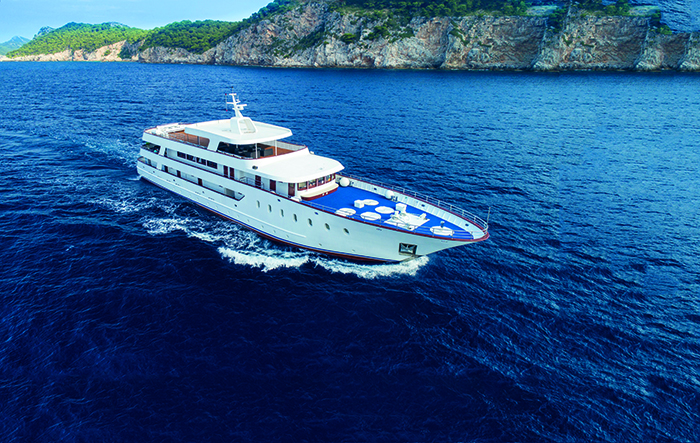 Emerald Waterways' Adriatic Princess II