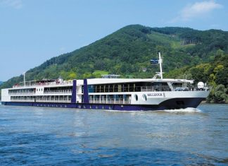 Titan's second exclusively chartered ship MS Bellejour