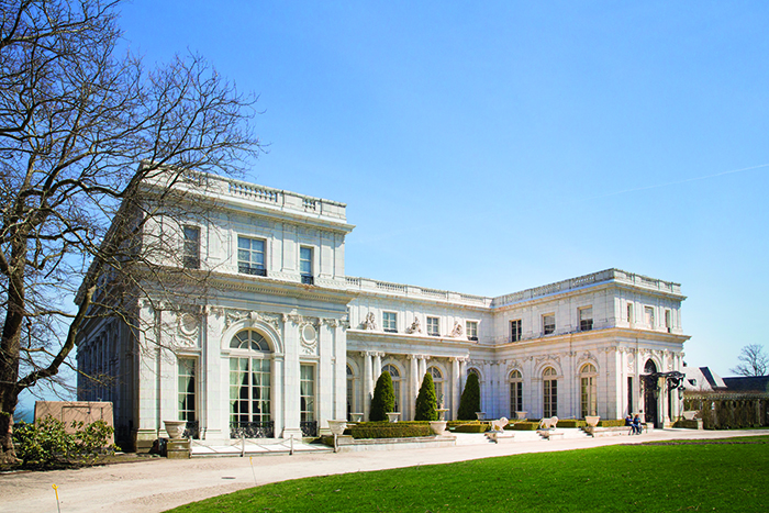 Rosecliff Mansion in Newport © iStock