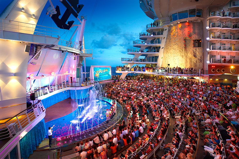 Western Caribbean On Board The Harmony Of The Seas From