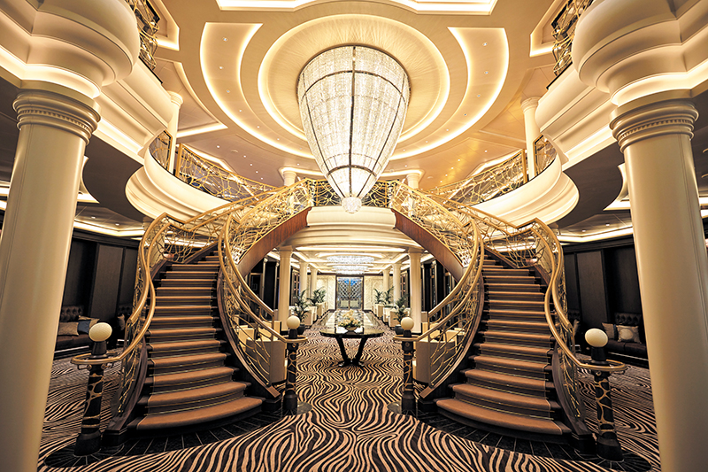 Top 20 Luxury Cruises