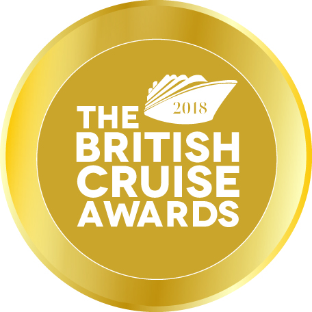 British Cruise Awards 2018