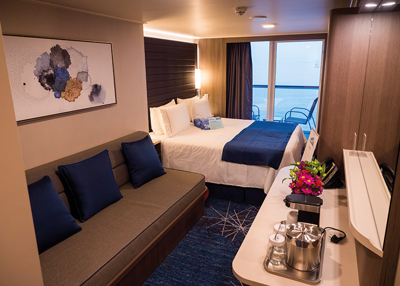 NCL Norwegian Bliss - Stateroom