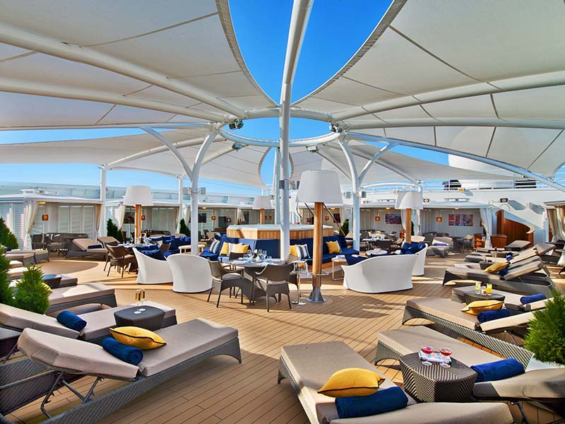 Seabourn Ovation: The Retreat