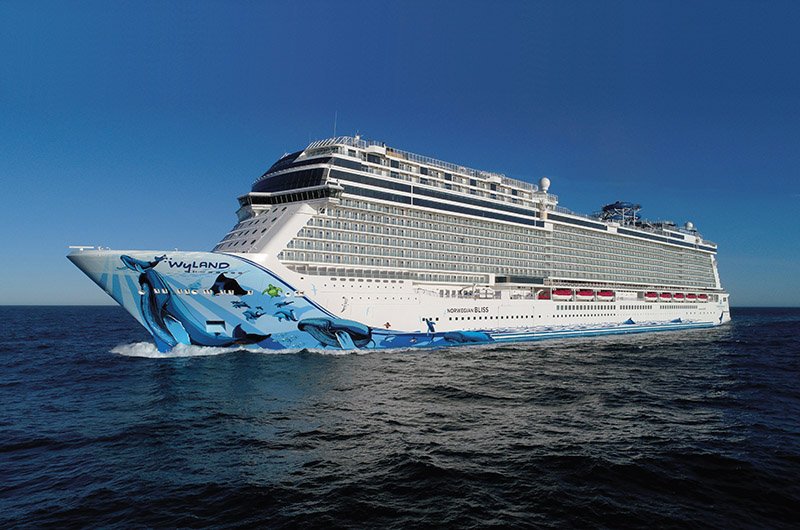NCL Norwegian Bliss