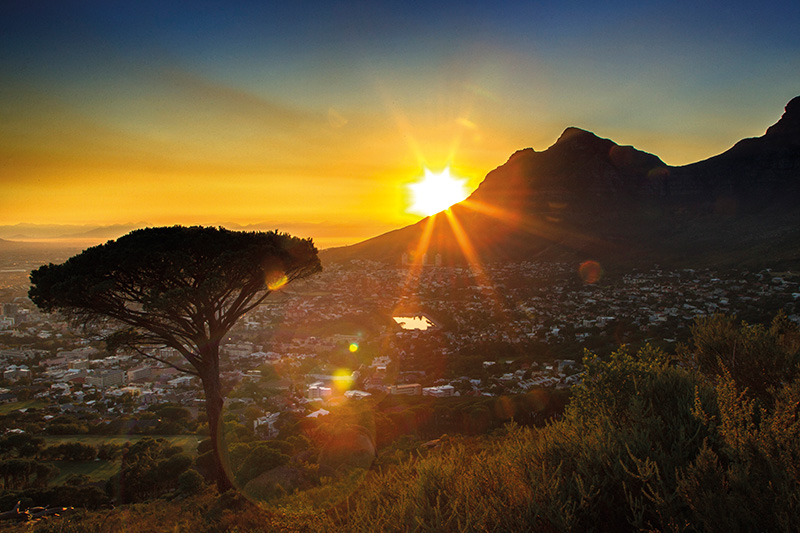 Devils Peak, South Africa