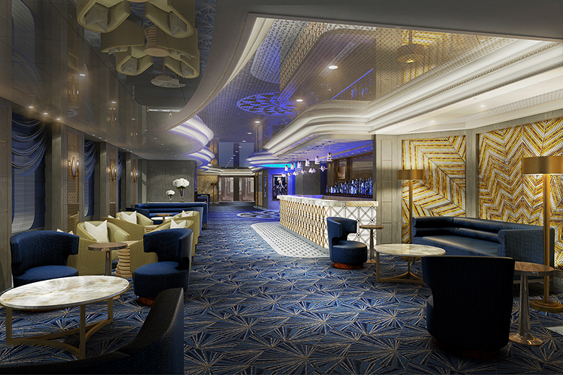 Princess Unveils New Features For Sky Princess Cruise