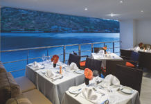 al fresco dining areas on AmaWaterways' ship makes the line offer some of the best luxury cruises