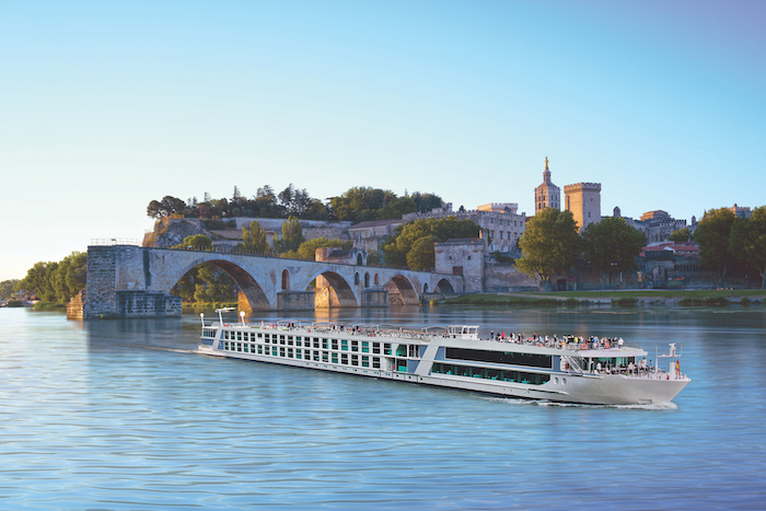Emerald Liberte cruising on one of the best luxury river cruises of 2019