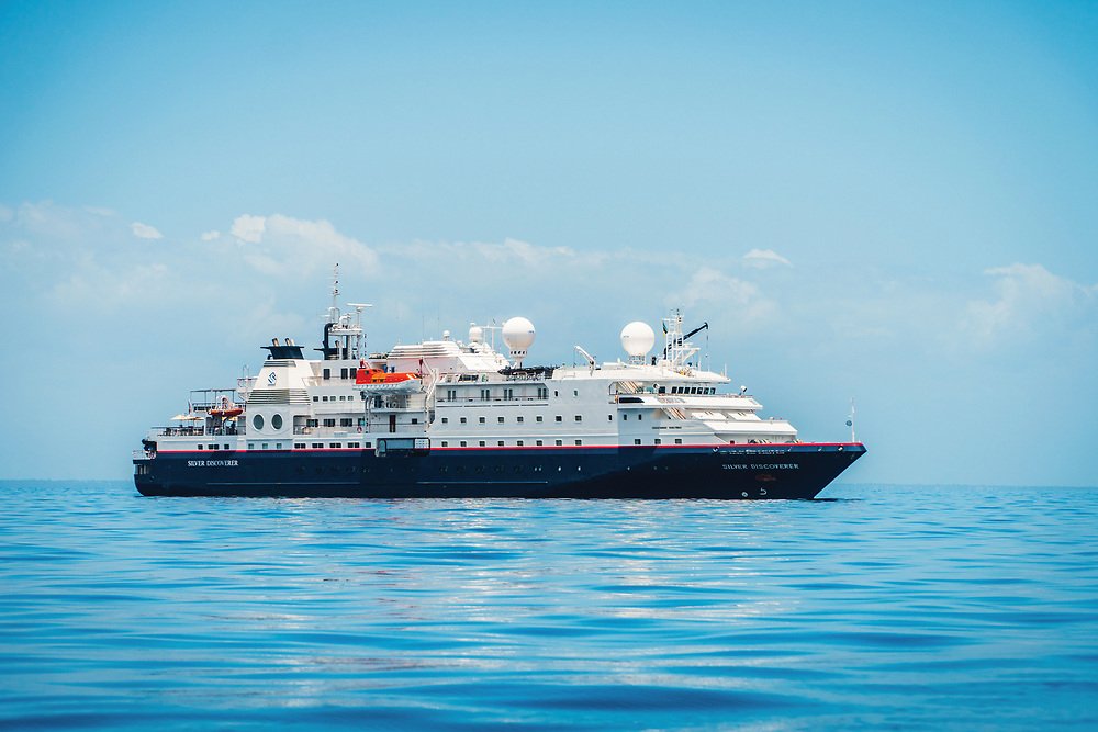 Spirit Discoverer from Silversea's Expedition Class