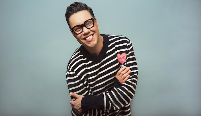 Gok Wan gets ready for his Princess cruise in Norway