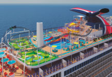 win a Carnival cruise on Mardi Gras